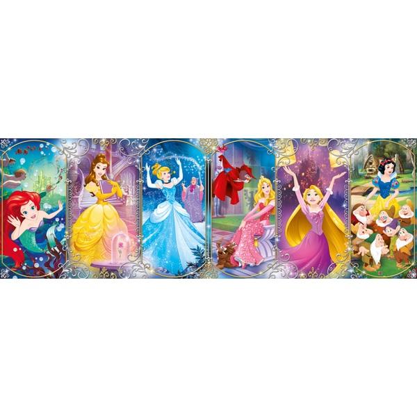 Clementoni Disney Princess Panorama 1000 Piece Puzzle Jigsaws