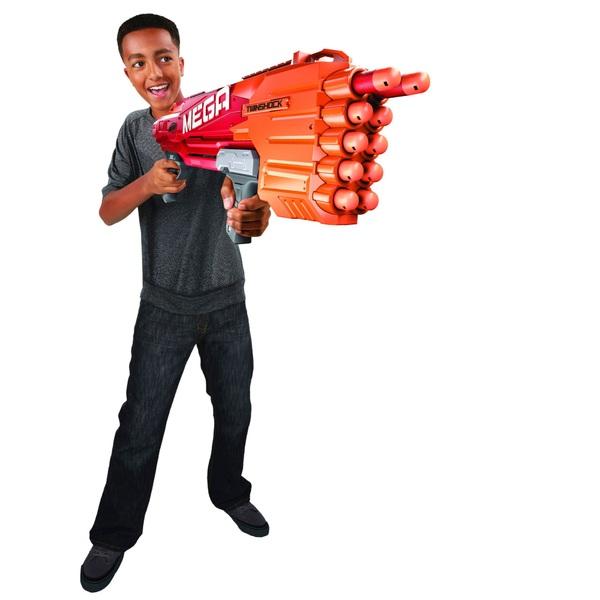 Nerf N Strike Mega Twinshock Nerf Uk
