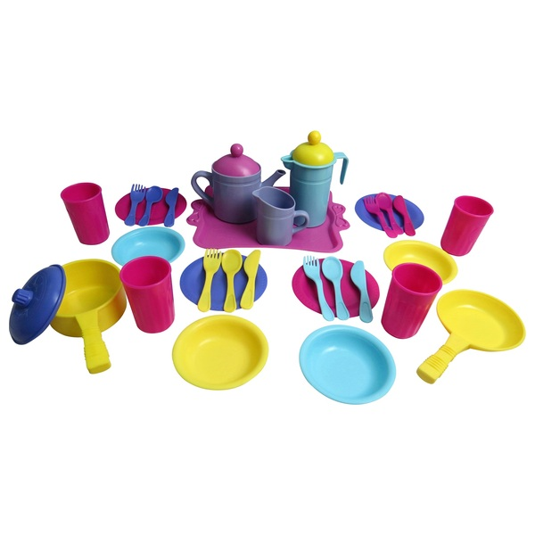 33 Piece Kitchen Playset