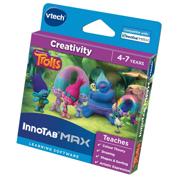 VTech Innotab Max Trolls Learning Software