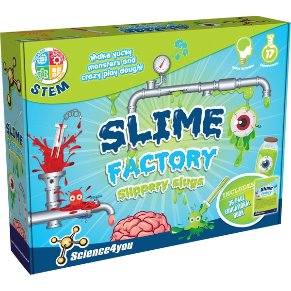 Science4you Slimey Slugs Laboratory