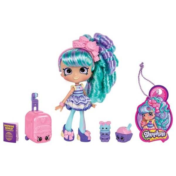 Shopkins Shoppies World Tour Macy Macaron Shopkins Uk
