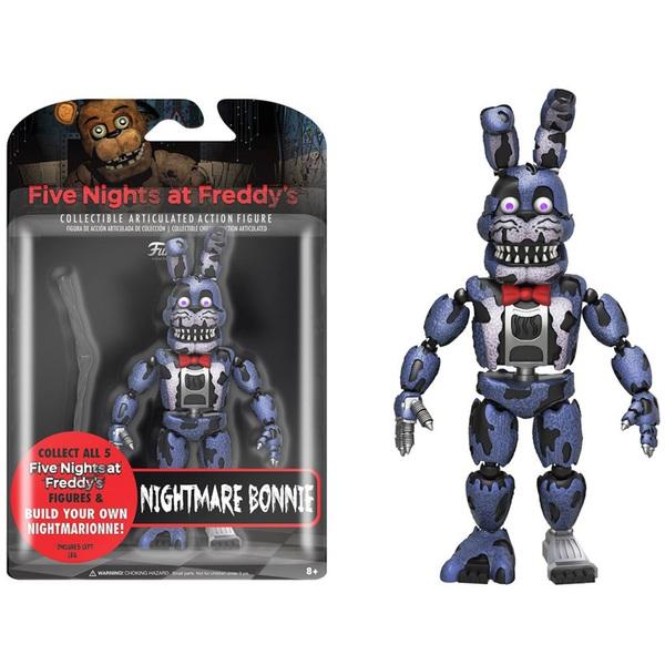 Five Nights at Freddy's Nightmare Bonnie Figure 13cm