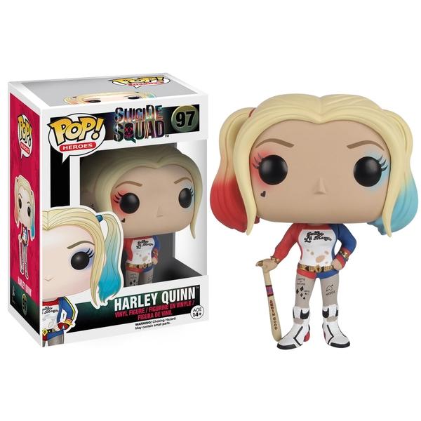 POP! DC Suicide Squad Harley Quinn