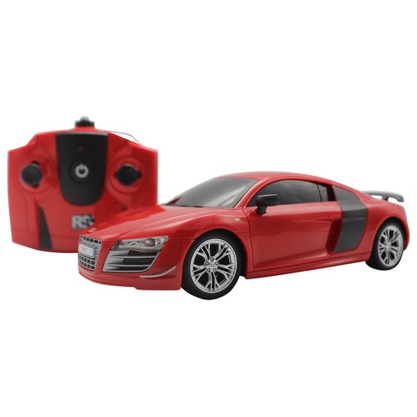 124 Radio Control Audi R8 24ghz Radio Control Cars Uk
