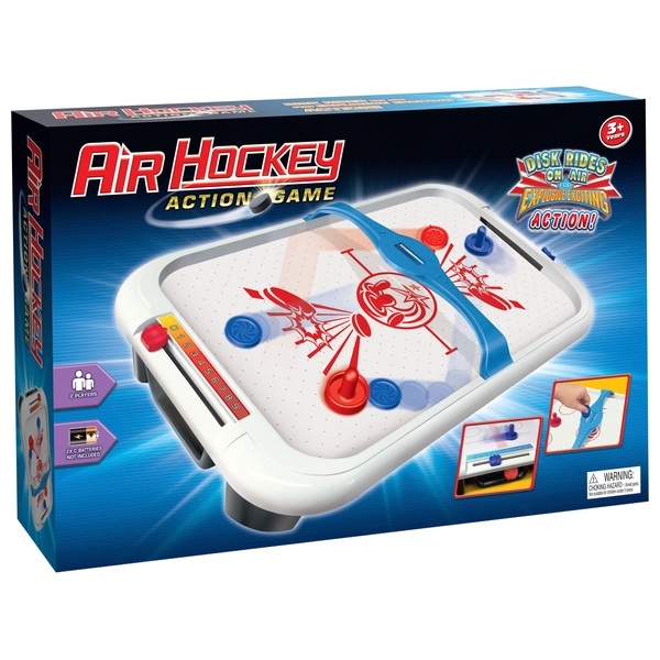 Air Hockey Tabletop Action Game