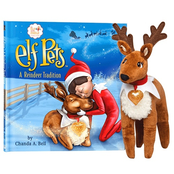 The Elf on the Shelf A Reindeer Tradition