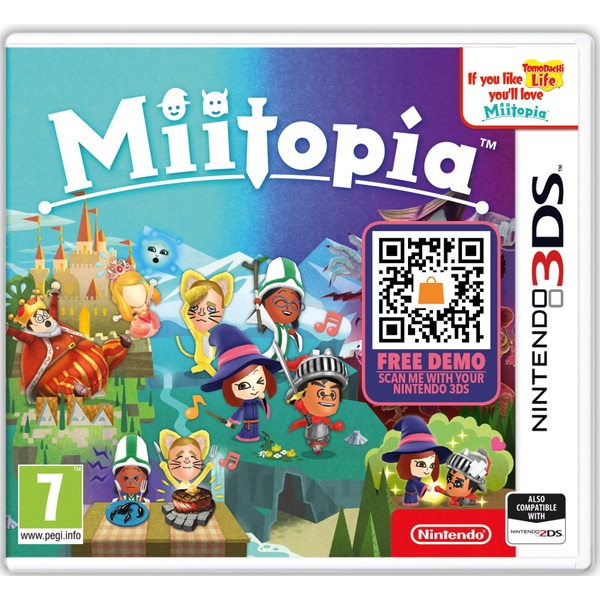 Miitopia 3DS - 3DS Games Ireland