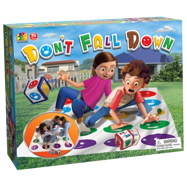 Don't Fall Down Game