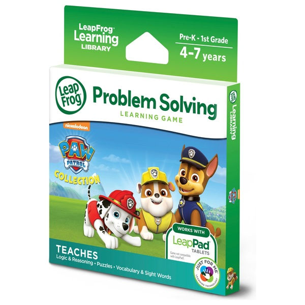 LeapFrog Learning Paw Patrol