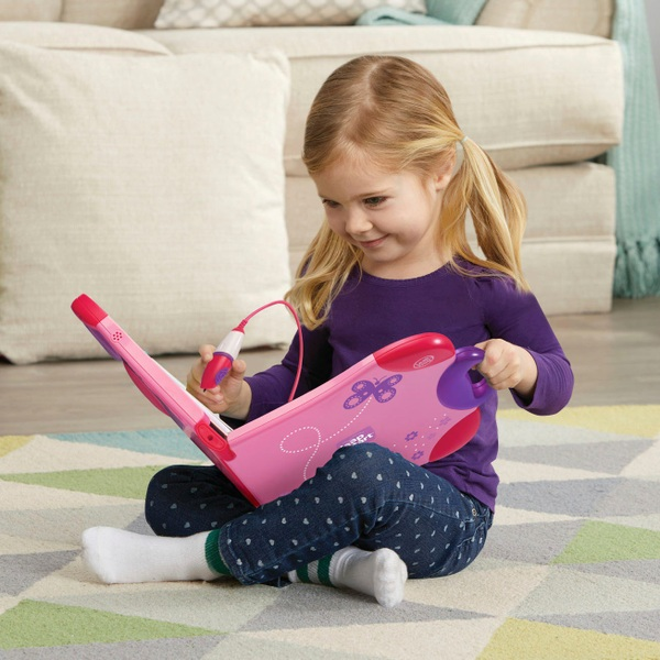 LeapFrog LeapStart Interactive Learning System Pink