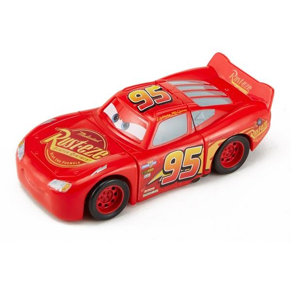 Disney Pixar Cars 3 Race & 'Reck Lightning McQueen Vehicle ...