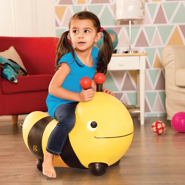 B Bouncer Bumble Bee B Toys Uk