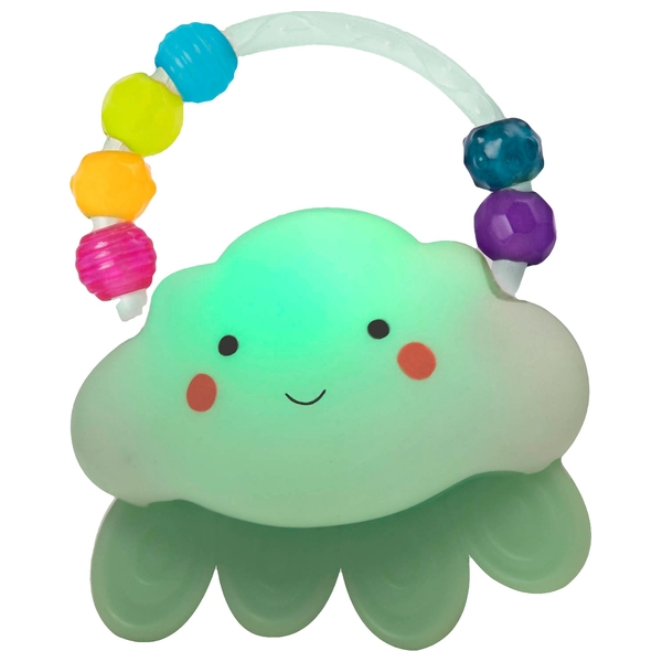 B. Baby Light-Up Cloud Rattle