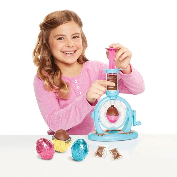 Chocolate Egg Surprise Maker