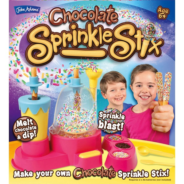 Chocolate Sprinkle Stix