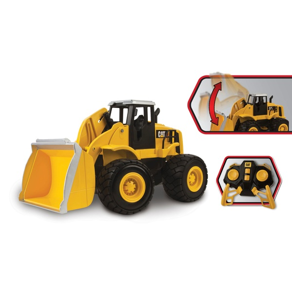 Cat Construction 1:18 Radio Control Wheel Loader