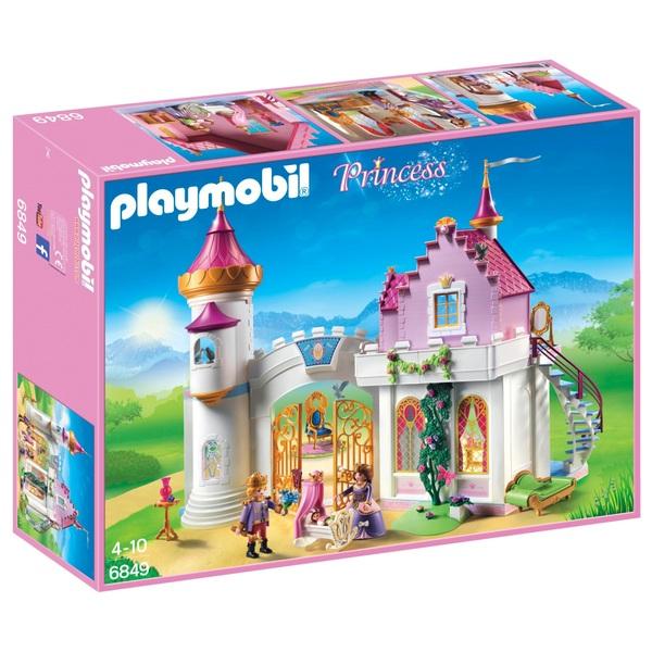 Playmobil princess royal residence 6849 playmobil uk - Playmobil princesse chateau ...