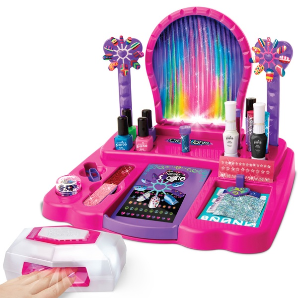 8 in 1 Nail Design Studio with Nail Dryer