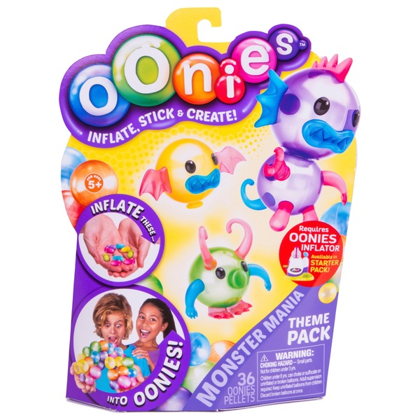 Oonies Themed Refill Pack