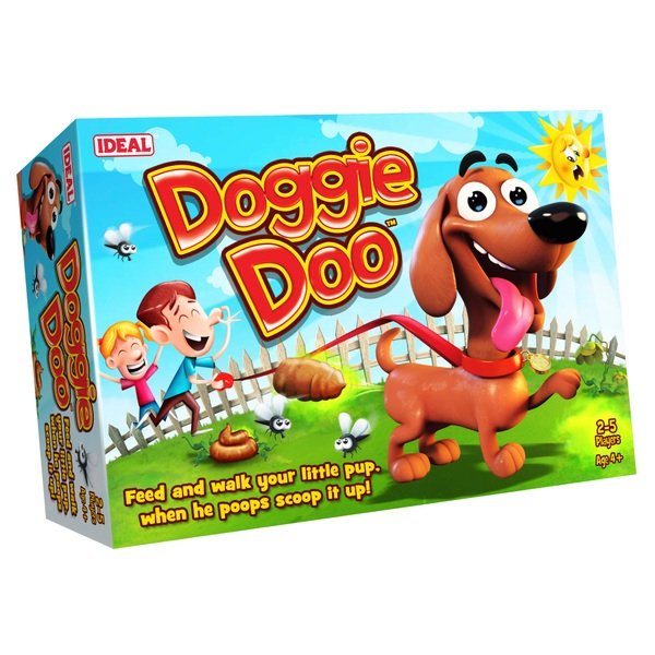 Doggie Doo Game