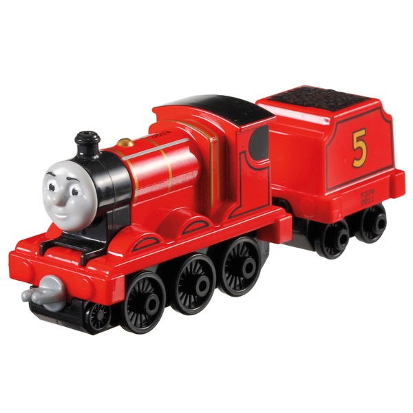 Thomas & Friends Adventures James Metal Toy Engine