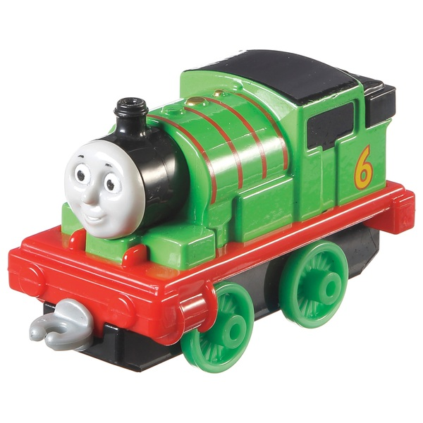 Thomas & Friends Adventures Percy Metal Toy Engine