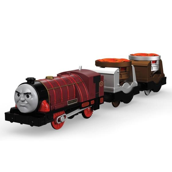 Thomas & Friends TrackMaster Steelworks Hurricane - Thomas Trackmaster UK
