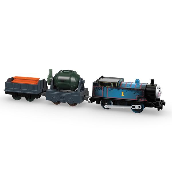 Thomas & Friends TrackMaster Steelworks Thomas Toy Engine