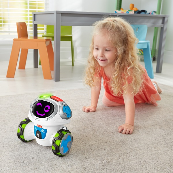 Fisher-Price Think and Learn Teach n Tag Movi Activity Toy with Interactive