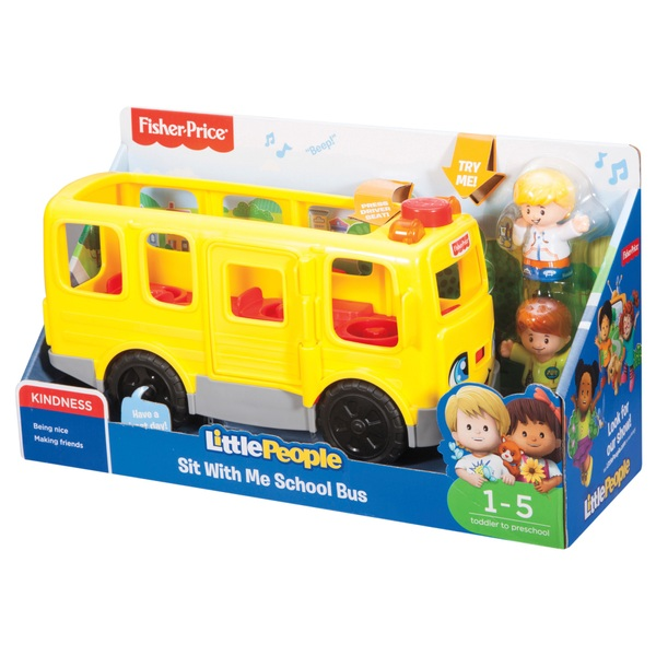 fisher price little people sit with me school bus activity toy fisher price uk. Black Bedroom Furniture Sets. Home Design Ideas