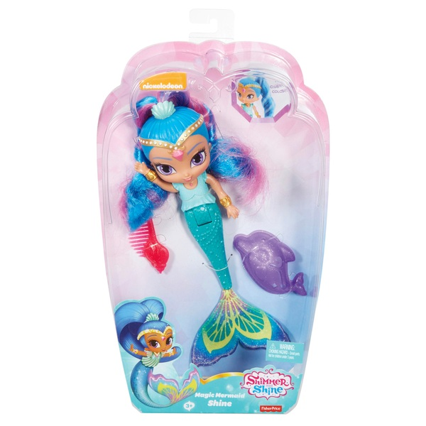 Shimmer and Shine Bath Doll Assortment - Shine