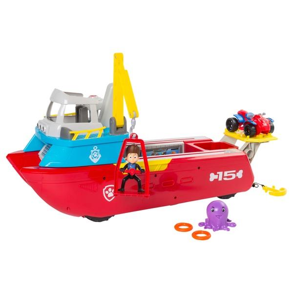 Paw Patrol Toy For Everyone : Paw patrol sea patroller ireland