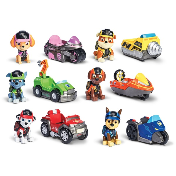 Paw Patrol Mission Mini Vehicles Assorted