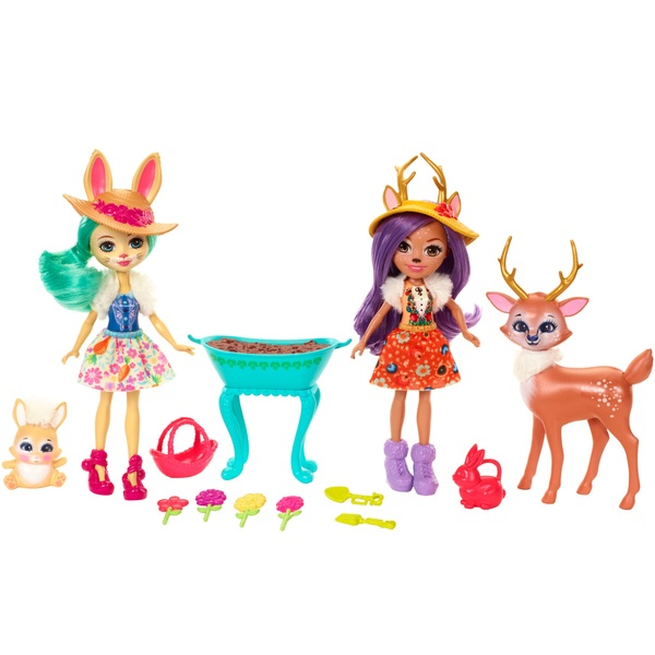 Enchantimals Garden Magic Doll Play Set