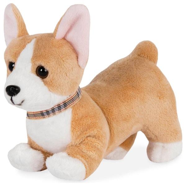 Our Generation 15cm Poseable Corgi Pup