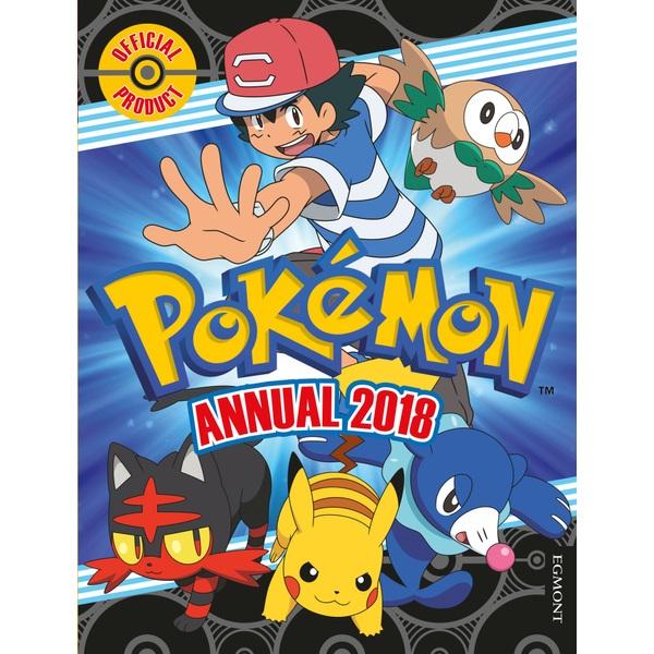 Pok 233 Mon Annual 2018 Pokemon Uk