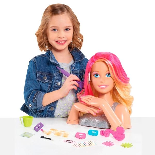 Barbie Deluxe Styling Head Flip & Reveal