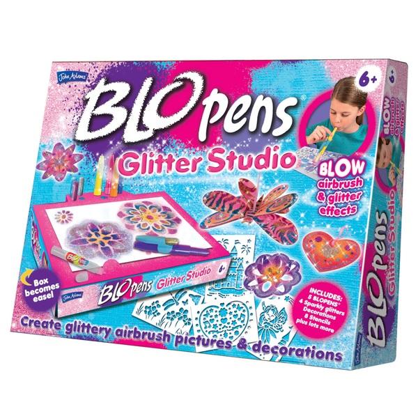 BLO Pens Glitter Studio