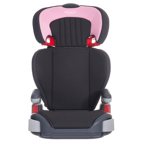 graco junior maxi group 2-3 car seat blush - groups 2-3