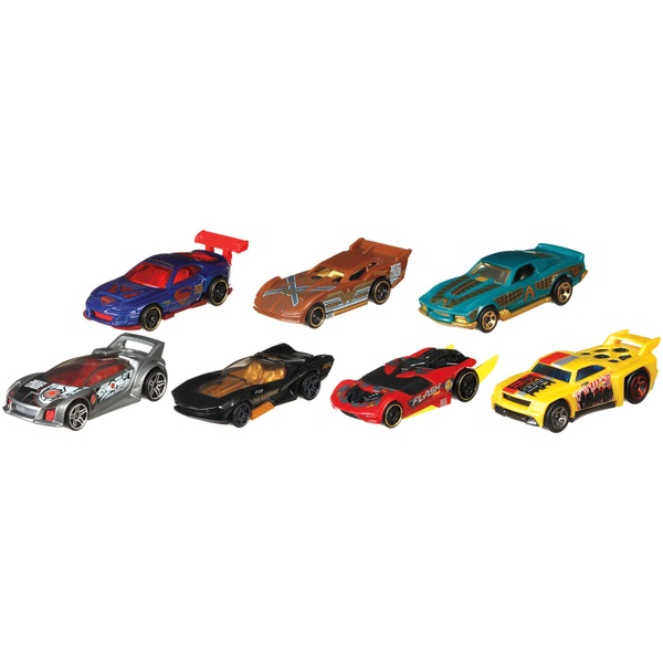 Hot Wheels Justice League Assortment