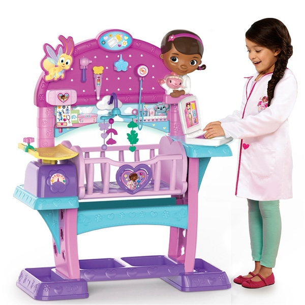 Doc McStuffins Baby Checkup Nursery