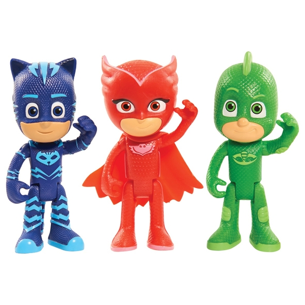 PJ Masks Articulated Figure Assortment