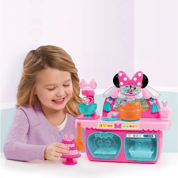 Minnie's Happy Helpers Bowtastic Pastry Playset
