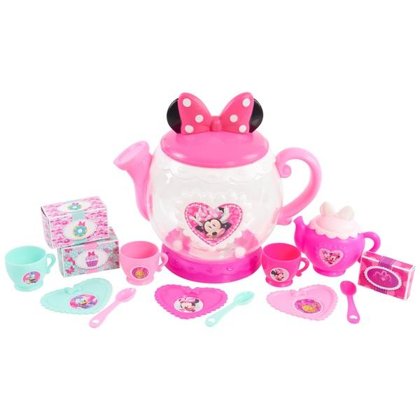Minnie's Happy Helpers Teapot Set