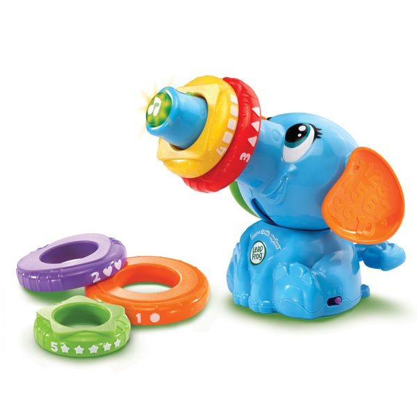 LeapFrog Stack and Tumble Elephant