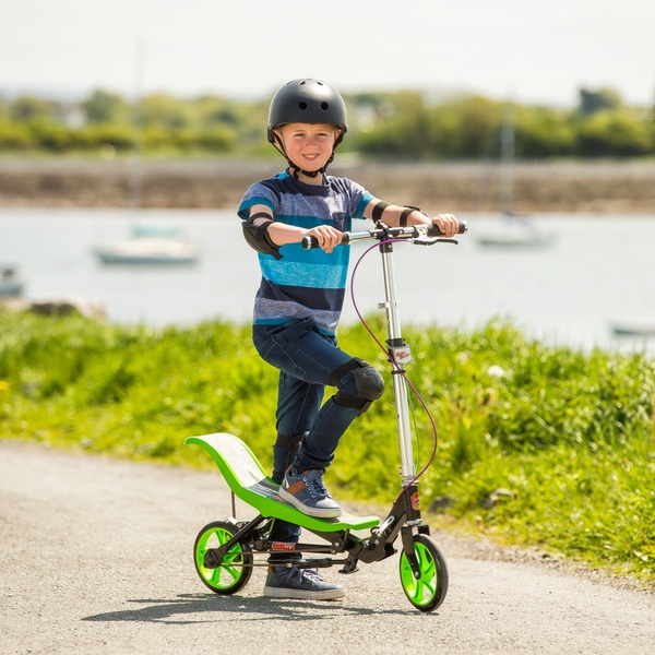 Space Scooter X590 - Green