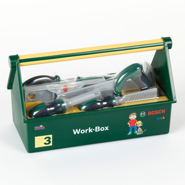 BOSCH Tool Work Box