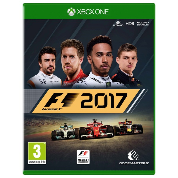f1 2017 xbox one f1 2017 special edition video game uk. Black Bedroom Furniture Sets. Home Design Ideas