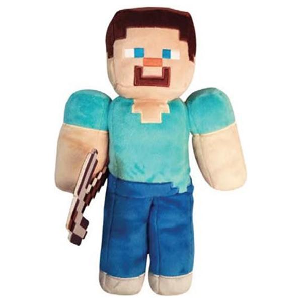 30cm Minecraft Steve Plush Minecraft Ireland